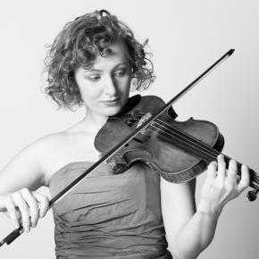 Elena Zhunke (Violine)
